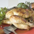Roast chicken — Stock Photo #31495201