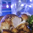 Roast chicken — Stock Photo #31498843