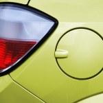 Car petrol lid. — Stock Photo