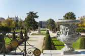 Retiro park — Stock Photo
