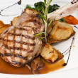 Veal Chop — Stock Photo #22452545