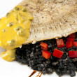 Fillet of Halibut — Stock Photo #22452573
