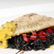Halibut Fillet — Stock Photo #22452783