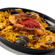 Spanish Paella — Stock Photo #22453469