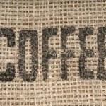 Coffee Burlap Sack — Stock Photo #22453583