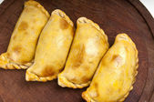 Gourmet Empanada — Stock Photo
