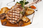 Veal Chop — Stock Photo