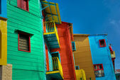 The Colors of Caminito — Stock Photo