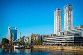 Puerto Madero Skyline — Stock Photo