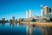 View of Puerro Madero in Buenos Aires — Stock Photo