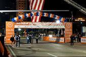 ING Miami Marathon Starting Line — Stock Photo