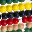 Abacus close up — Stock Photo #23166382
