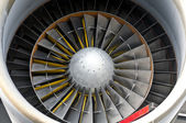 Aircraft Engine — Foto Stock