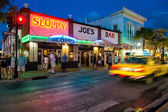 Sloppy Joes Bar in Key West — Stock Photo