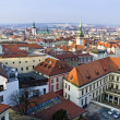 Brno historic center — Stock Photo