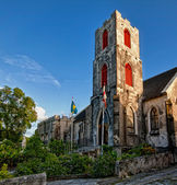 Bahamas Anglican Church — Stock Photo