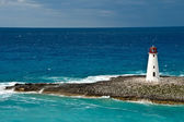 Lighthouse in the Caribbean — Stock Photo