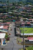 Street in Naranjo de Alajuela — Stock Photo