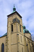 HAVLICKUV BROD Cathedral — Stock Photo