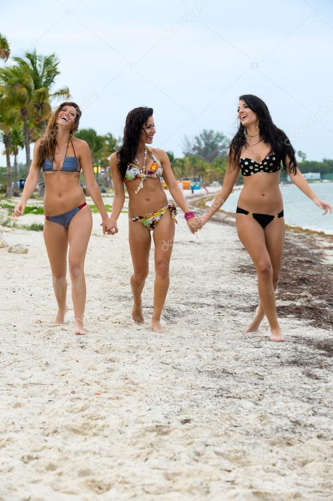 Women In Bikinis Three Romanian 11