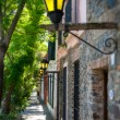 Street in Colonia del Sacramento — Stock Photo