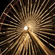 Ferris Wheel at Navy Pier in Chicago — Stock Photo
