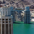 Stock Photo: Hoover Dam Plant