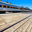 Stock Photo: Grand Canyon railway
