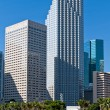 Buildings in Downtown Miami — Stock Photo