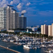Stock Photo: Marinin South Beach