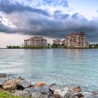 Apartments in Fisher Island — Stock Photo #25776431