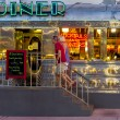 Miami Beach Diner — Stock Photo