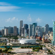 Aerial view of Downtown Miami — Stock Photo #25776729