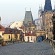 Charles Bridge Prague — Lizenzfreies Foto