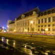 The Palace of Justice in Bucharest — Stock Photo
