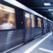 Subway Station in Bucharest — Stock Photo #25777295