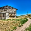 Abandoned barn in Route 66 — Stock Photo #25777551