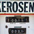 Stock Photo: Kerosene