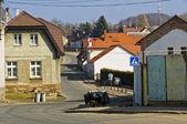 Straat van divisov — Stockfoto