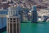 Hoover Dam Plant — Stock Photo
