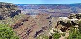 Majestic Grand Canyon View — Stock Photo