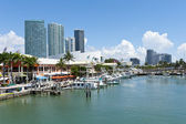 Miami Bayside Marketplace — Stock Photo