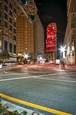 Miami-straße ecke — Stockfoto