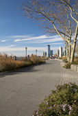 Battery Park — Stock Photo
