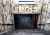 Piata Unirii Subway — Stock Photo