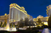 Caesars Palace resort facade — Stock Photo
