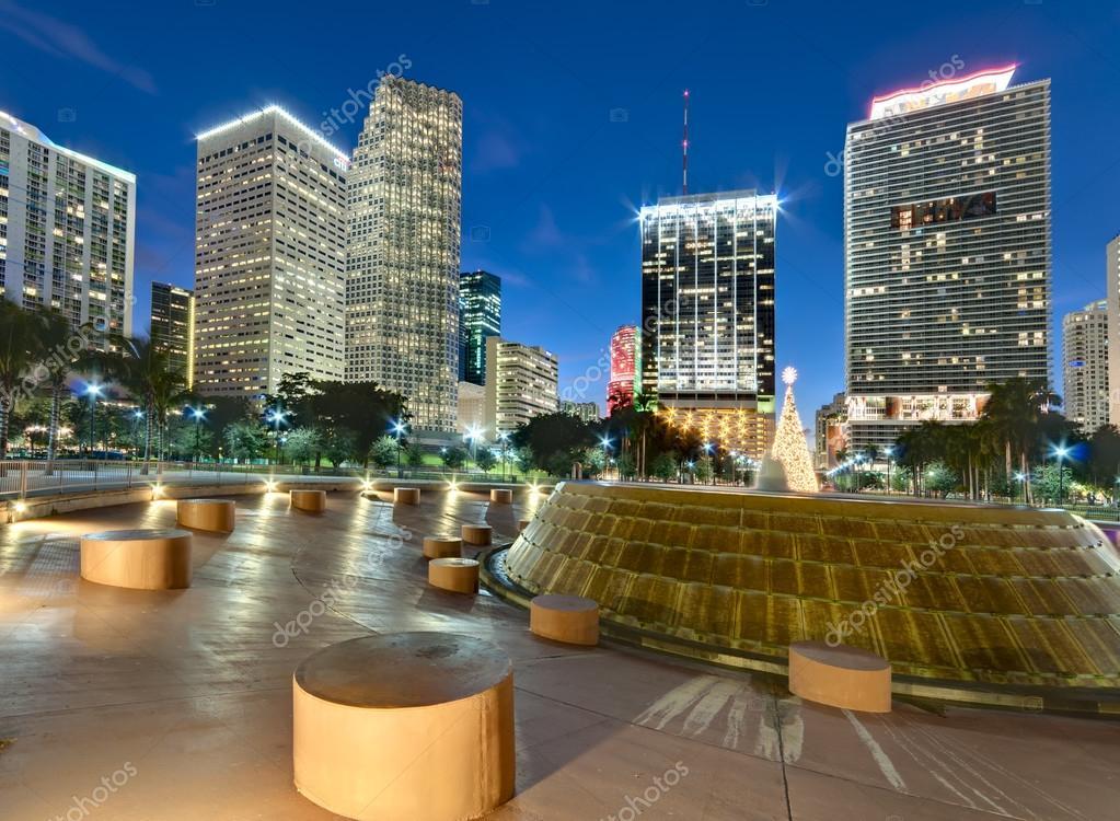 Park Miami Miami Bayfront Park in