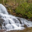 Laurel Falls in Smoky Mountains — Stock Photo