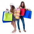 Whats in the bag — Stock Photo #29145777