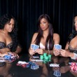 Ladies poker room — Stock Photo #29140563